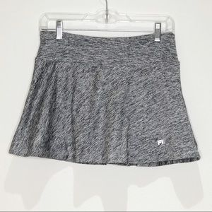 Fila Workout Skort. Grey. S. EUC.